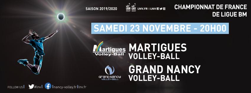 Samedi 23 novembre à Martigues