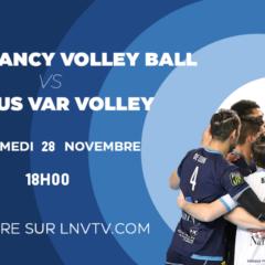Grand Nancy Volley Ball – Frejus Var Volley