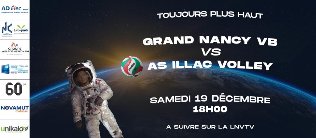 Grand Nancy Volley Ball – ASI Volley