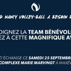 Rejoignez la team Bénévole