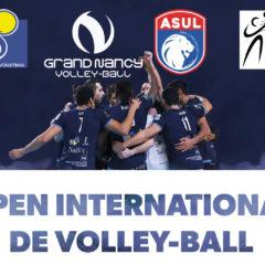 Retour de l'Open International de Volley-Ball
